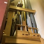 2018 CCA Old Home Day - 23 organ