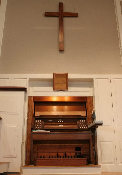 CCA Music Johnson Organ